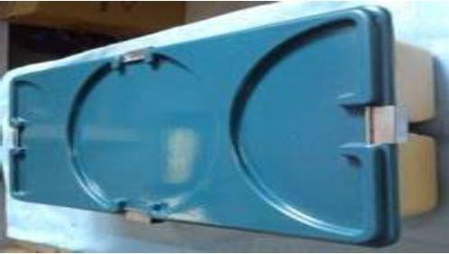 endosys sterilization soaking & disinfection trays