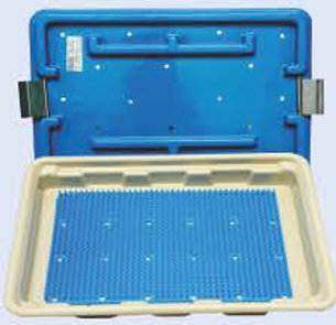 endosys microsurgical sterilization trays