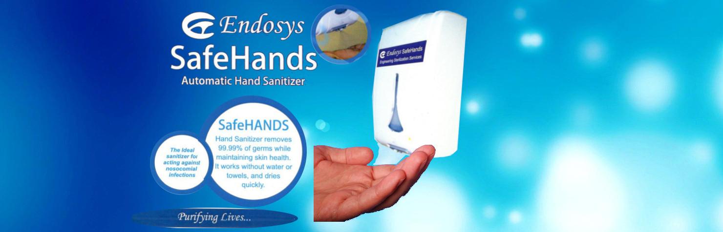 Endosys SafeHands Hand Sanitizer