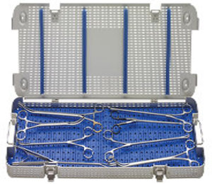 endosys cardio sterilization trays