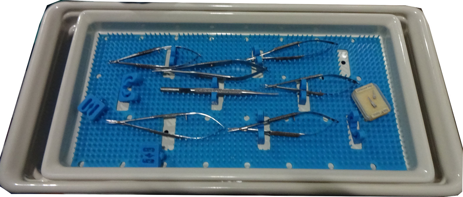 endosys plastic sterilization trays